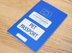 Pet passports